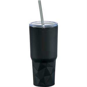 Geo 20oz Travel Insulated Tumbler