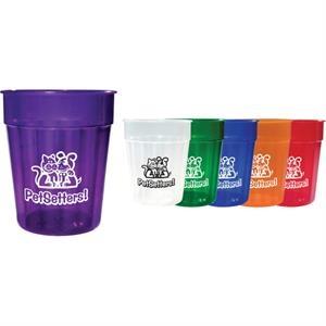 Fluted 24oz Jewel Stadium Cup