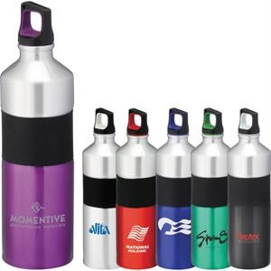 Nassau 25oz Aluminum Sports Bottle
