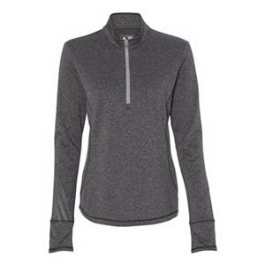 Golf Women's Brushed Terry Heather Quarter-Zip Jacket