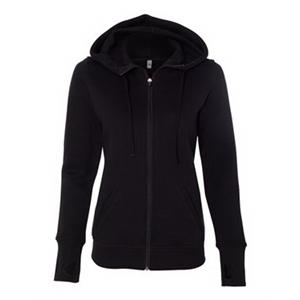 Women's Performance Fleece Hooded Full-Zip