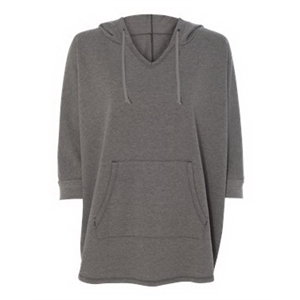 Women's Vintage French Terry Gameday Poncho
