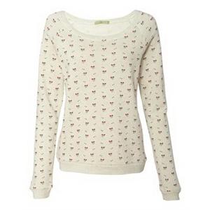 Women's Eco-Fleece Dash Pullover