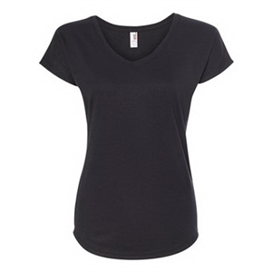 Women's Triblend V-Neck T-Shirt