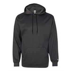 Pro Heather Colorblocked Hooded Sweatshirt