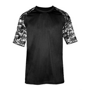 Digital Camo Battle Sport T-Shirt