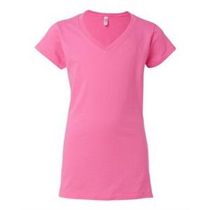 Softstyle Women's V-Neck T-Shirt