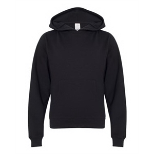 Youth Midweight Hooded Pullover Sweatshirt