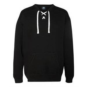 Sport Lace Crewneck Sweatshirt