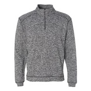 Cosmic Fleece Quarter-Zip Pullover Sweatshirt