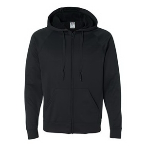 Dri-Power(R) Sport Hooded Full-Zip Sweatshirt