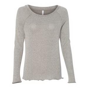 Women's Kaitlyn Gauze Knit Long Sleeve Pullover