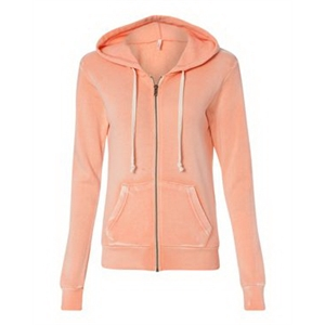 Women's Angel Fleece Hooded Full-Zip Sweatshirt