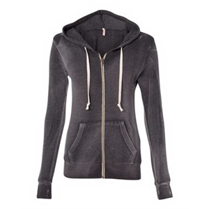 Women's Angel Fleece Hooded Full-Zip Sweatshirt
