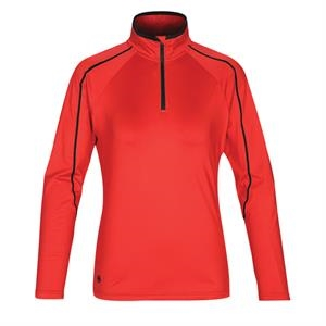 Hotlist Women's Endurance 1/4-Zip Fleece