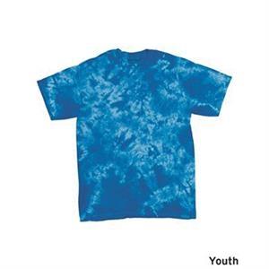 Youth Crystal Tie Dye T-Shirt