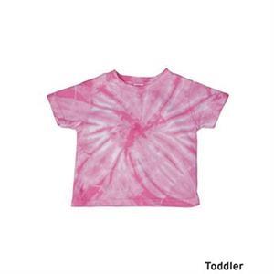 Cyclone Tie Dye Toddler T-Shirt