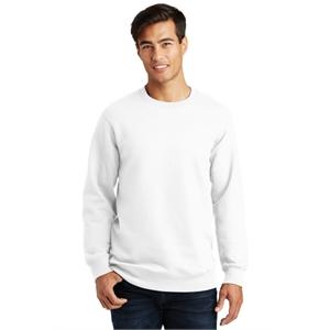 Port & Company Fan Favorite Fleece Crewneck Sweatshirt.