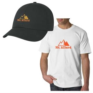 Made In the USA Tee & Cap Kit