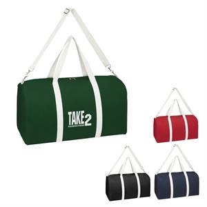Biggie Cotton Duffel Bag