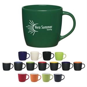 12 Oz. Cafe Mug
