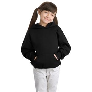 Hanes - Youth EcoSmart Pullover Hooded Sweatshirt.