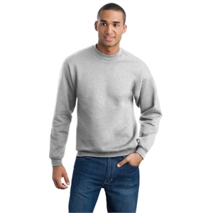 JERZEES SUPER SWEATS NuBlend - Crewneck Sweatshirt.