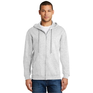 JERZEES - NuBlend Full-Zip Hooded Sweatshirt.