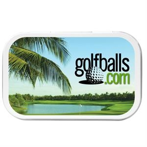 Golf Necessities Kit in a Tin