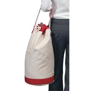Heavy Canvas Cotton Boat Tote Bag