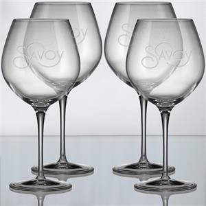 Bourgogne Glass - Set of 4