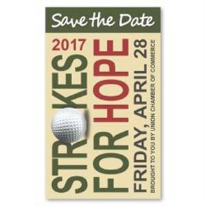 Save The Date Magnet 3 x 5