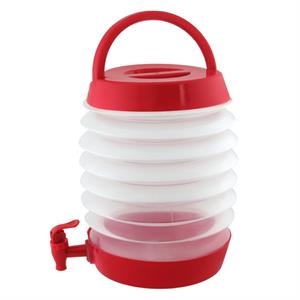 Collapsible Beverage Dispenser