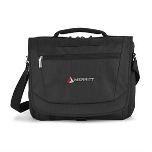 Travis & Wells(TM) Core Computer Messenger Bag