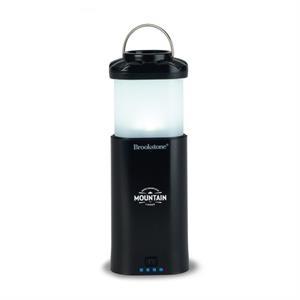 Brookstone(R) Power Bank Lantern w/ Flashlight - 7800 mAh