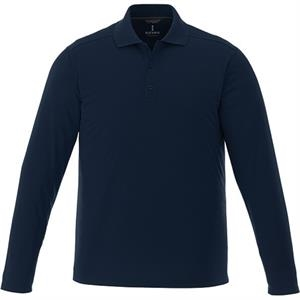 M-MORI Long Sleeve Polo Tall