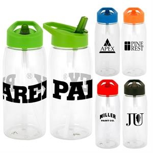 Pop Up 25 oz Water Bottle
