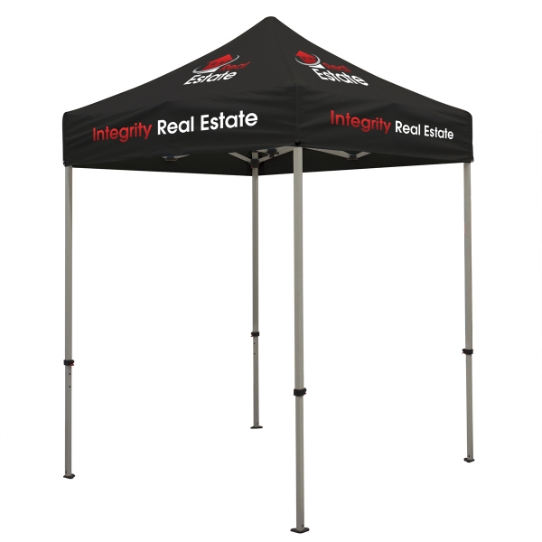 Deluxe 6 x 6 Event Tent Kit (Full-Color 4 Locations)