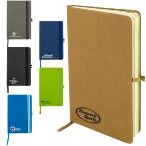 Double Elastic Band Notebook