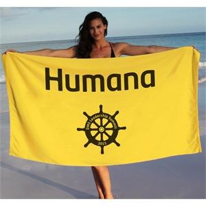 Signature Superior Weight Beach Towel