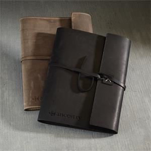DOCKER Leather Composition Book Cover