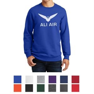 Port & Company Fan Favorite Fleece Crewneck Sweatshirt