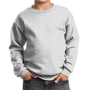 Port & Company Youth Core Fleece Crewneck Sweatshirt