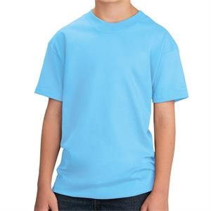 Port & Company® - Youth Cotton T-Shirt
