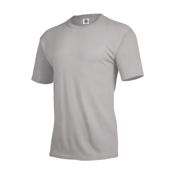 Delta® Delta-Dri™ 30/1's Performance Short Sleeve Tee