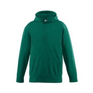 Youth Wicking Fleece Hooded Sweatshirt