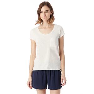 Ladies' Washed Slub Favorite T-Shirt