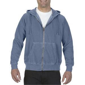 Adult 9.5 oz. Full-Zip Hooded Sweatshirt