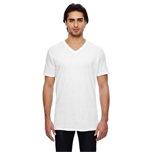 Anvil (R) Adult Featherweight V-Neck T-Shirt