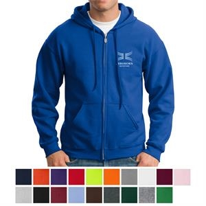 Gildan (R) Heavy Blend Full-Zip Hooded Sweatshirt